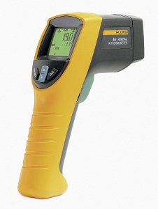 fluke-561-hvac-pro-combination-ir-non-contact-and-k-type-thermocouple-thermometer