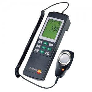 testo-545-0560-0545-lux-meter-with-measurement-site-management
